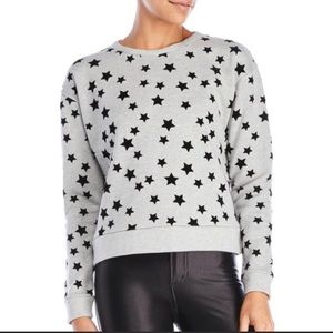 Romeo Juliet Star Sweatshirt Medium Charcoal Grey